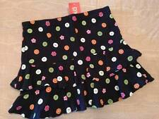 NWT Gymboree All About Buttons Tiered Ruffled Cotton Knit Skort Sz 6 or 7