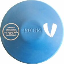 Rubber Discus for Clubs, Schools and Athletics Training from 0.35Kg to 2.0Kg