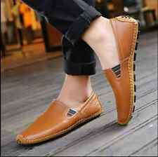 Men's shoes of qiu dong Xia Doudou shoes leather a leather couch potato driving