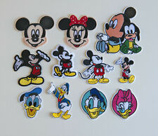 Cute Machine Embroidery Sew Iron On Applique Patch Cartoon Characters