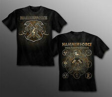 HAMMERFORCE T-Shirt Official Hi Quality Merch Brand New directly from the Band