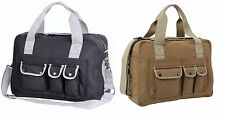 Two Tone Specialist Carry All Bag Tool Tactical Canvas Shoulder Bag Rothco