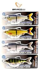 "SAVAGE GEAR 3D ROACH 5 1/4"" SHINE GLIDER BASS SWIMBAIT SLOW SINKING SELECT COLOR"
