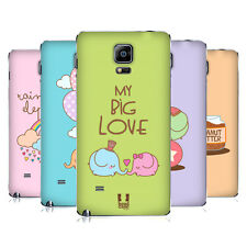 HEAD CASE DESIGNS KAWAII ELEPHANT REPLACEMENT BATTERY COVER FOR SAMSUNG PHONES 1