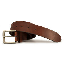 Mens Timberland Earthkeepers Tan Leather Belt