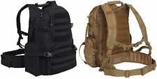 Multi Chamber MOLLE Tactical Assault Pack Military Hiking Backpack