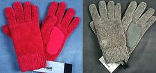 NWT Isotoner Women's Chenillhe Microluxe Thinsulated Knit Winter Gloves One Size
