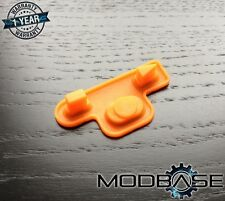 Orange Playstation 3 Replacement Start Select Buttons PS3 Controller | modbase