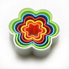 Hot Xmas Cookie Fondant Cake Decorating Sugarcraft Plunger Cutter Tool Mold