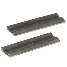 Anza Pack of 2 Spare Paint Scraper Blades - 30mm / 50mm / 65mm Sizes Available