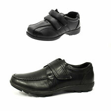 BOYS SMART DRESS SHOES KIDS TRAINERS FORMAL WEDDING BACK TO SCHOOL SHOES SIZES