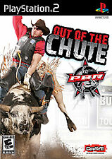 PBR: Out of the Chute PS2 BRAND NEW SEALED SHIPS NEXT DAY WITH TRACKING
