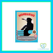 Wombaroo Insectivore Rear Mix Magpies Wrens Kingfishers Carnivorous Birds