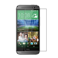 3x CLEAR LCD Screen Protector Shield for HTC ONE2 m8 GBM
