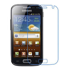 3x CLEAR LCD Screen Protector Shield for Samsung Galaxy Ace 2 i8160 GBM