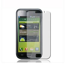 5X CLEAR LCD Screen Protector Shield for Samsung Galaxy S i9000 i9008 GBM