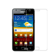 3x CLEAR LCD Screen Protector Shield for Samsung Galaxy S2 i9100 GBM