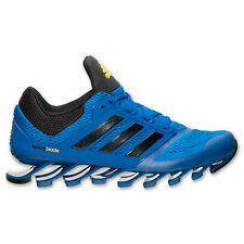 ADIDAS SPRINGBLADE DRIVE MEN's RUNNING M BLUE BEAUTY -BLACK -NEON ORANGE -C75961