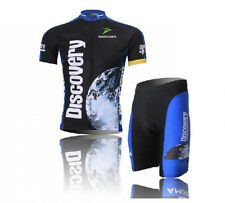 XINZECHEN Cycling Clothing Short Sleeve Bicycle Jersey + Short Set Discovery