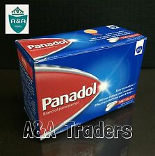 Panadol 500mg 144 tablets for PAST pain relief of headaches, toothache, backache
