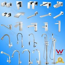 Watermark WELS pull out Kitchen Mixer turn taps Bath Spout Basin Faucet Diverter