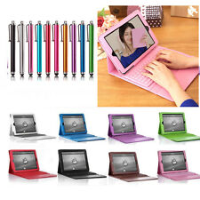 Bluetooth Keyboard Wireless Leather Case Cover For Apple iPad  2 3 4 With Stand