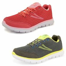 New Ladies Womens Trainers Sports Running Gym Fitness Exercise Mesh Shoes Size