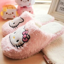 New HelloKitty Women thin light home slippers home Plush shoes lyo-9132