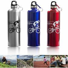 750ml Double Wall Stainless Steel Thermos Vacuum Insulated Sports Water Bottle