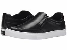 Kenneth Cole Mens Double Digit Slip On Side Zip Fashion Sneakers Shoes Kicks
