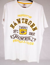 First 18 Official AFL Hawthorn Hawks Traditional T-Shirt Size M