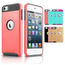 Hybrid Heavy Duty Rugged Hard Shockproof Cases Cover For iPod Touch 5th 6th Gen