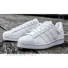 Shoes Adidas Superstar Foundation B27136 Story Man white sneakers fashion moda