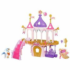 Wedding Royal Castle Pink Playset My Little Pony Play Princess Palace Set Girls