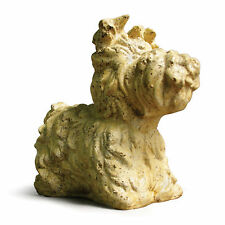 Yorkshire Terrier-Yorkie Dog Outdoor Garden Statue by Orlandi Statuary FS8570
