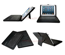 "Removable Bluetooth Keyboard Protective Leather Case for 9""-10.1"" Tablet PC MID"