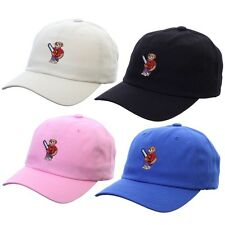 Baseball Trucker Golf Sports Size Adjustable Hats Puck Bear BALL CAP Casual Hat