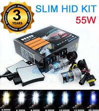 55W H11 Low Beam HID Xenon Headlight Replacement Conversion KIT For Chevrolet