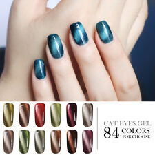 Perfect Summer Manicure Varnish Magnetic Cat Eye Nail Gel Polish UV Led 10 ml
