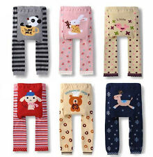 Baby PP Pants Kid Toddler Unisex Boy Girl Tights Warm Trousers Lots Body Strecth