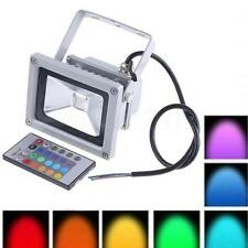 RGB Warm White / Cool White Led Flood light 10W SMD lamp outdoor Garden IP65 NEW
