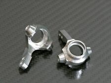 Steering knuckle Steering knuckles front for Tamiya XC/ CC-01 CC01 Aluminium