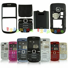 BRAND NEW KEYPAD + BATTERY COVER + LENS + CHASSIS FULL HOUSING FOR NOKIA C3