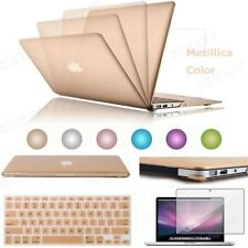 "Matt Hard Case Shell for Macbook Air Pro 13/15"" 11/12""inch +Keyboard Cover"