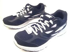AVIA* Men Size (8.5M) & (11 M)  LEATHER BLACK Running Athletic Shoes Sneakers