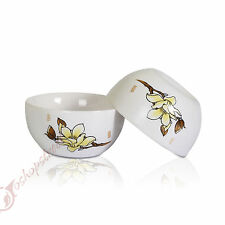 50ml GongFu Tea Porcelain Ceramic JingDe Chinese Michelia Alba teacup tea Cup