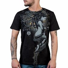 Wornstar Apparel Rock Clothing Medusa T Shirt