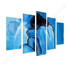 COTTON CANVAS  Pablo Picasso Blue Nude 5 Panels photo gallery GICLEE print art