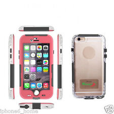"Redpepper Water & Shockproof Heavy Duty Pink Case For iPhone 6/6s PLUS (5.5"")"
