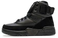 EWING 33 HI BLACKOUT 90143-001 TRIPLE ALL BLACK LEATHER/NUBUCK - STRAP - PATRICK